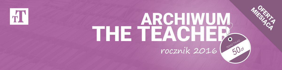 The Teacher Rocznik 2016