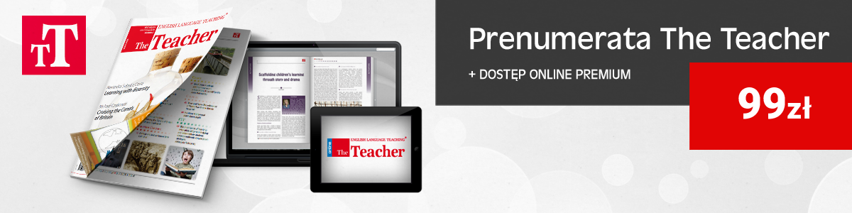 The Teacher + dostęp online