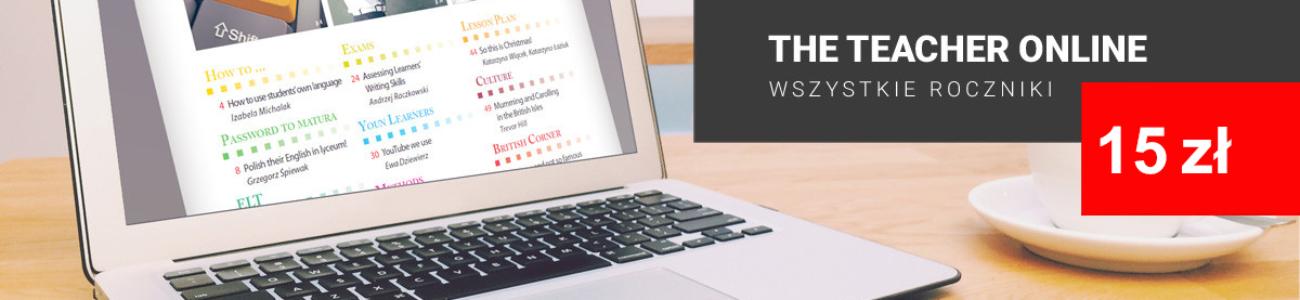 The Teacher online